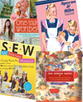 Books on apron making
