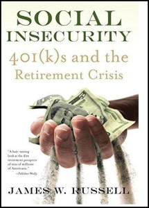 the social security crisis For the first time in 36 years, social security will take money out of its trust fund — an accounting fiction that would get you jailed for fraud in the private sector — to pay retirees.